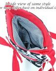 Quilted Damask Print Messenger Crossbody Bag Purse Ribbon Accents Black Trim 2