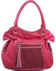 Women's Belted Fashion Shoulder Bag