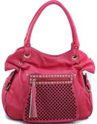 Women's Belted Fashion Shoulder Bag